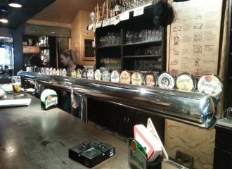30 forskellige øl på fad hos Prague Beer Museum